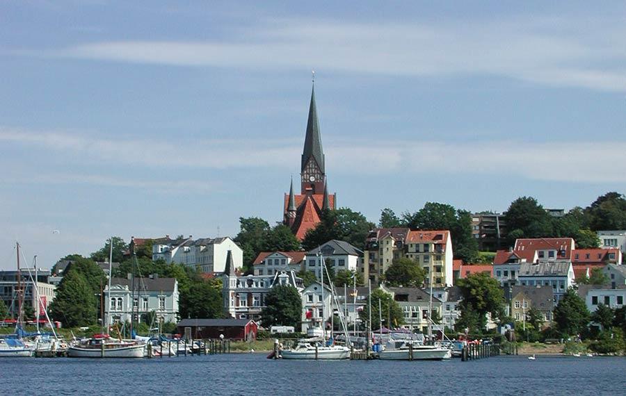 Städte in Schleswig-Holstein - Flensburg