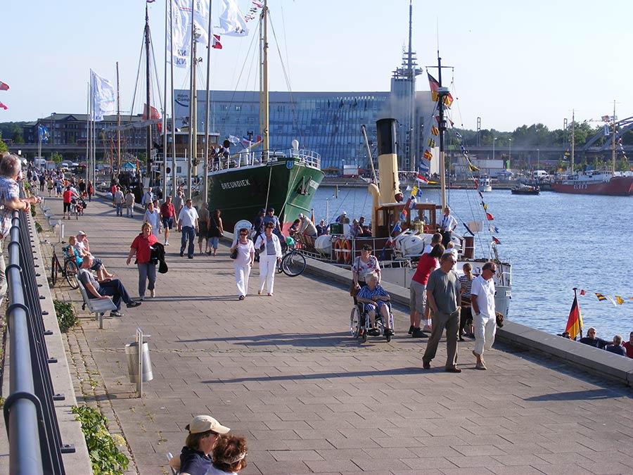 Städte in Schleswig-Holstein - Kiel
