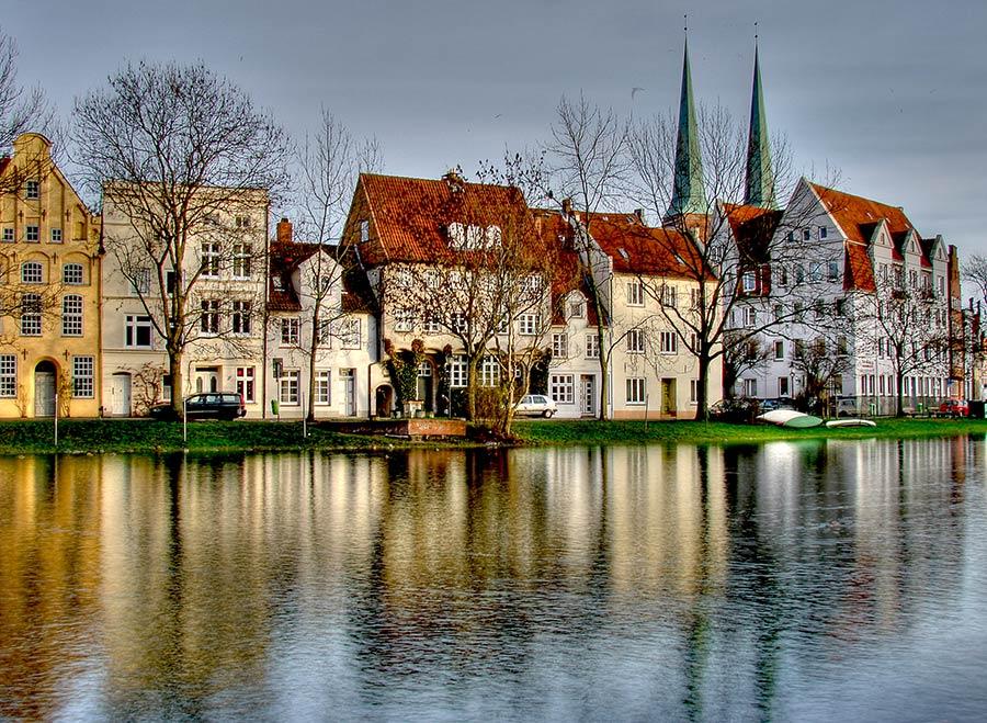 Städte in Schleswig-Holstein - Lübeck