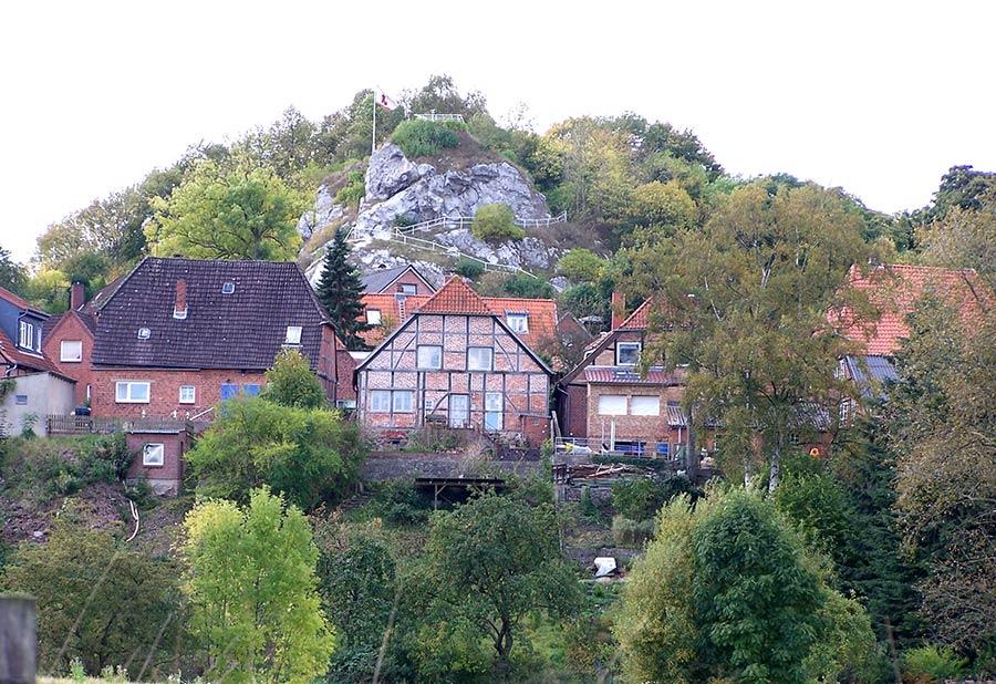 Kalkberg in Bad Segeberg