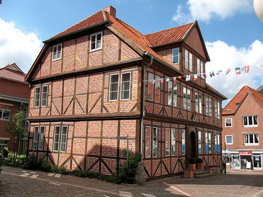 Altstadthaus in Eutin