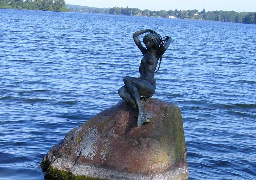 Kleine Meerjungfrau in Malente