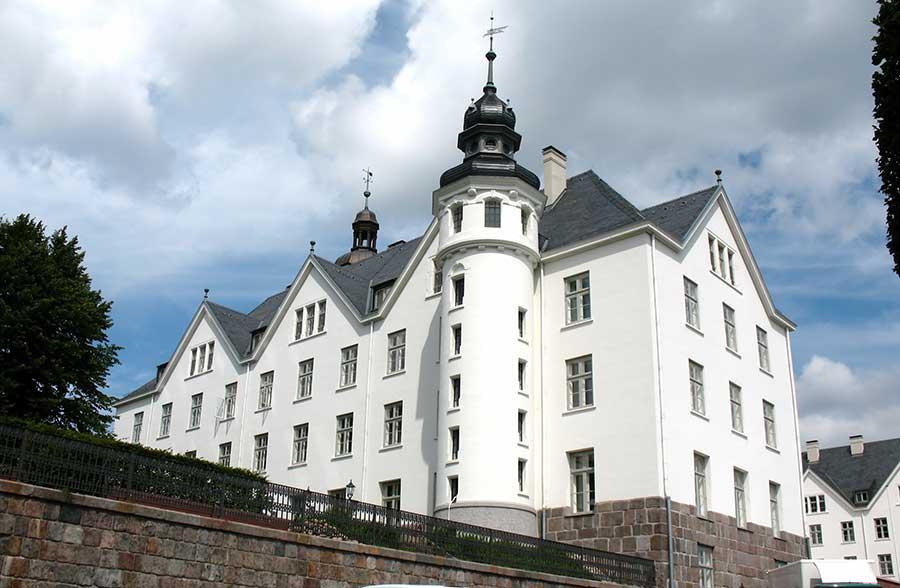 Plöner See Schloss