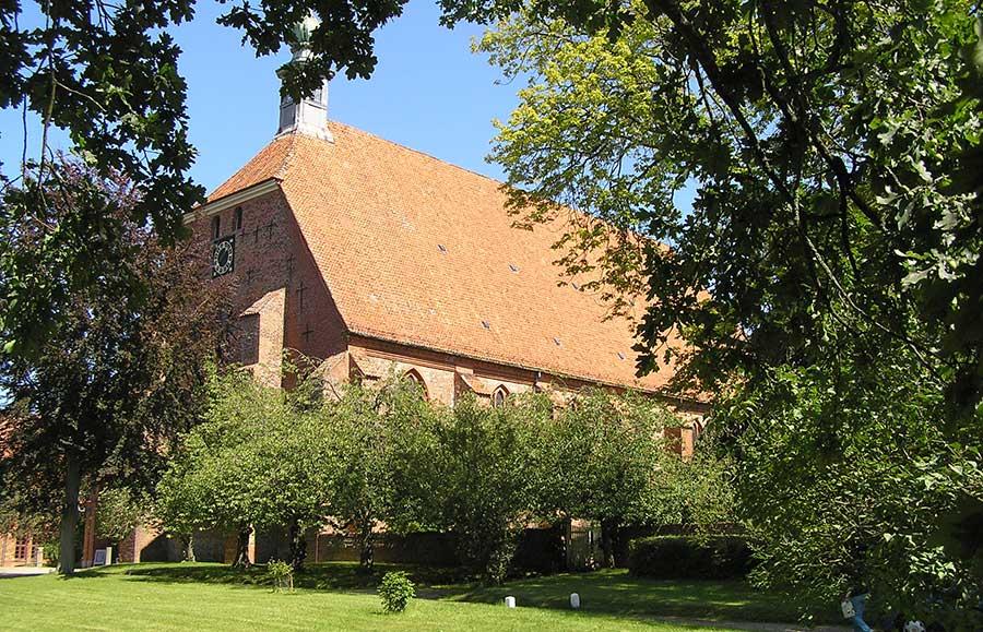 Klosterkirche in Preetz