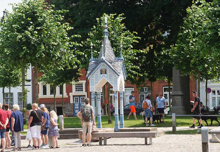 Friedrichstadt Marktpumpe