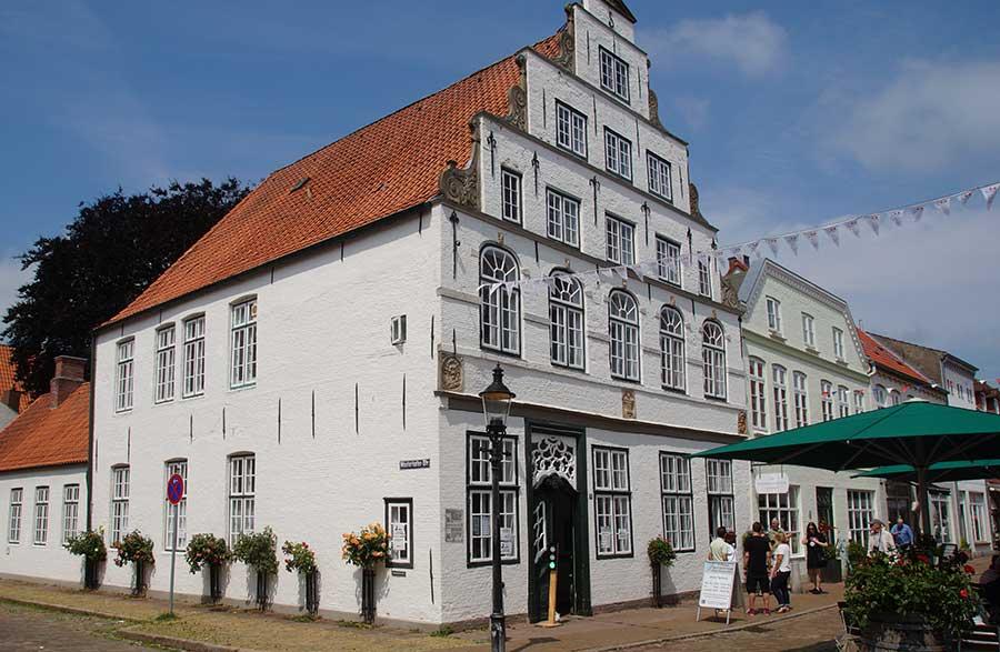 Paludanushaus in Friedrichstadt