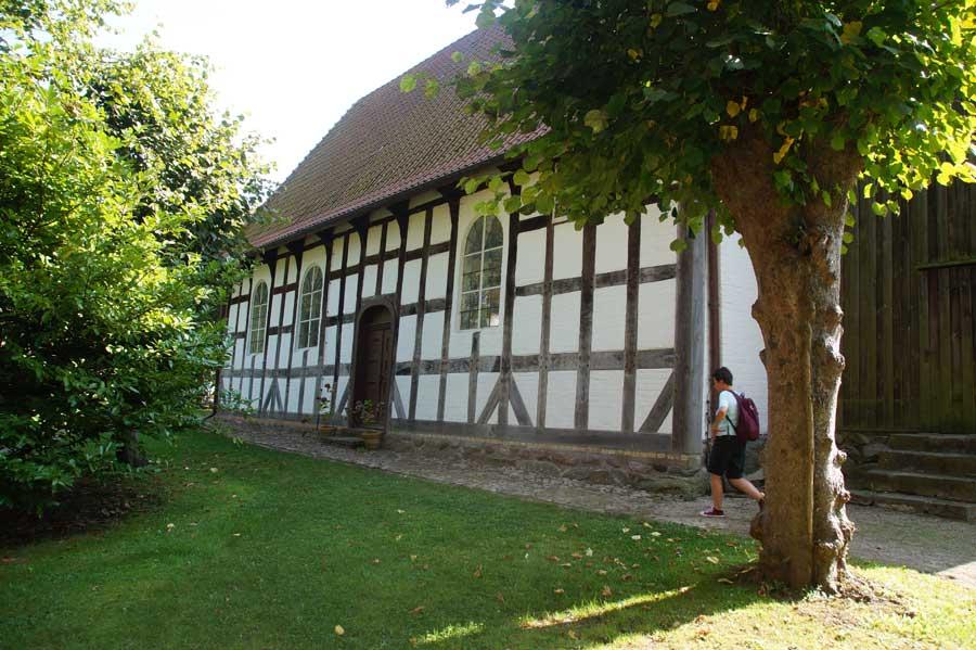 Kirche in Arnis