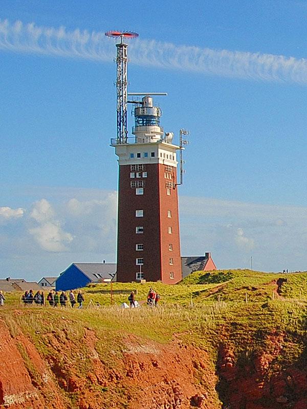 Leuchtturm Helgoland - Leuchttürme