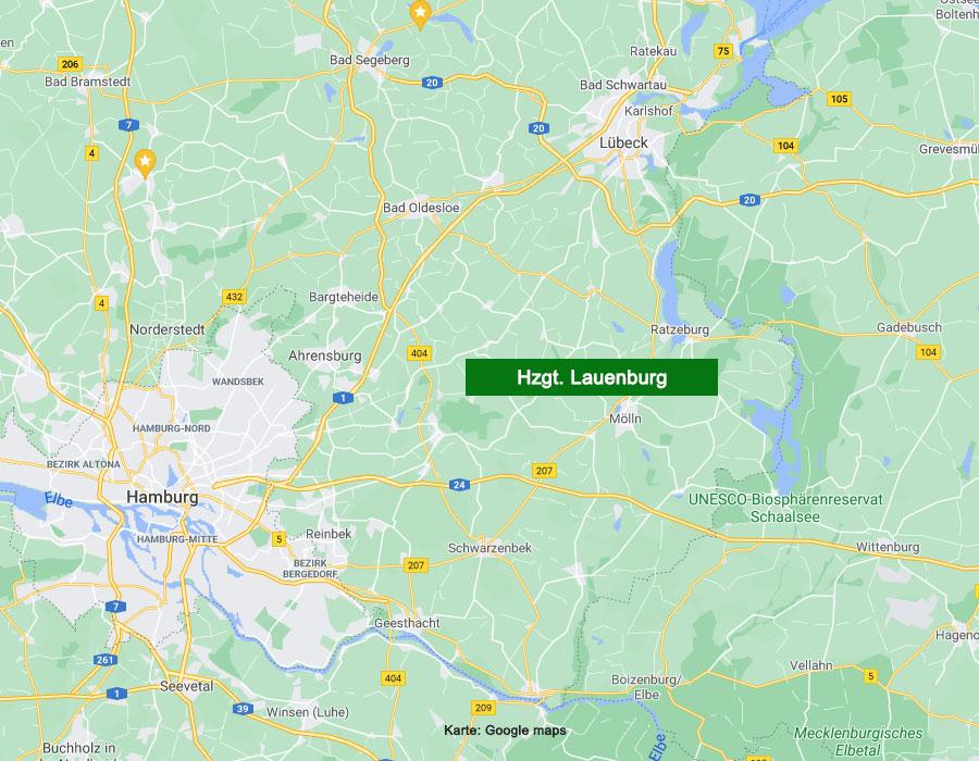 Ferienorte Lauenburg