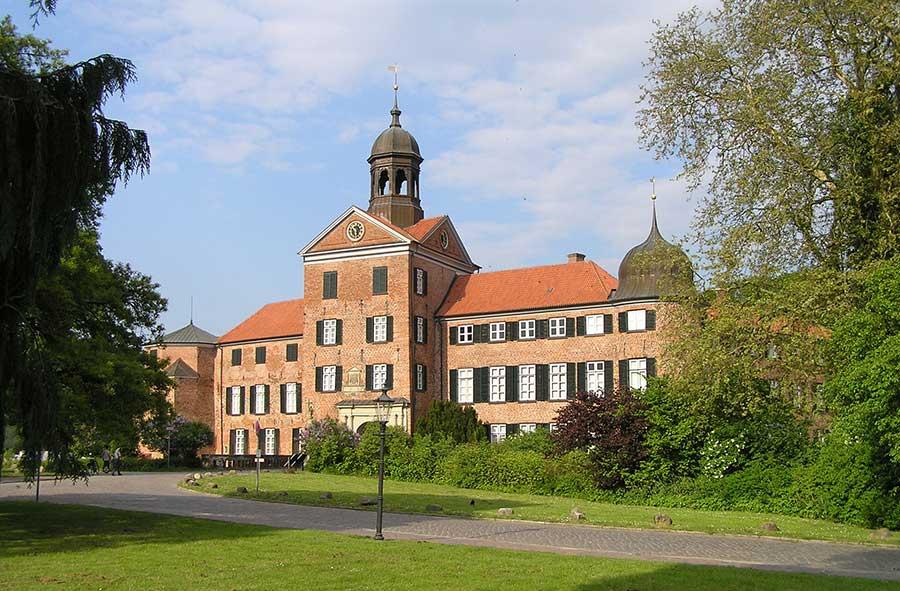 Die schönsten Städte in Schleswig-Holstein - Eutin